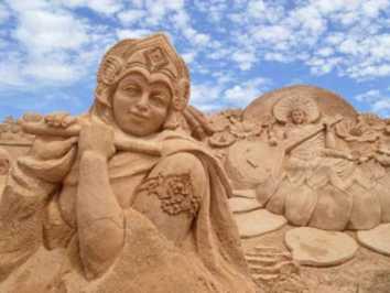 FIESA International Sand Sculpture