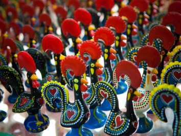 Popular Souvenirs From The Algarve