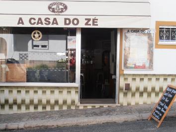 A CASA DO ZÉ