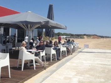 A Gaivota Beach Bar - Quarteira - Since 1984