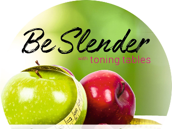BE SLENDER WITH TONING TABLES