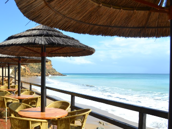 Beach Bar Burgau Restaurant