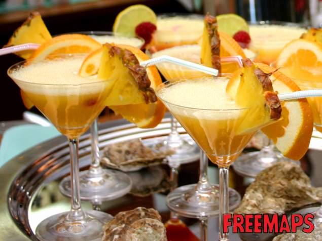 Freemaps - Bj's Canadian Bar