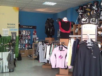 Carvoeiro Golf Shop