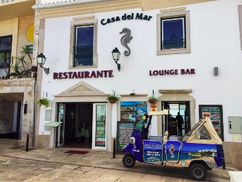 Casa Del Mar - House of the Sea Restaurant / Lounge Bar