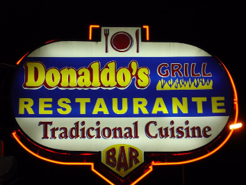 Donaldos Restaurant & Snack Bar
