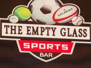 Empty Glass Bar Desportivo familiar