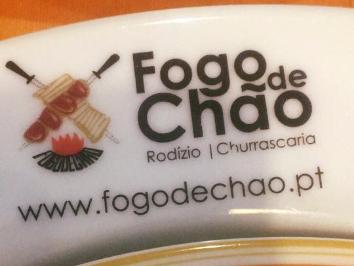 FOGO DE CHÃO