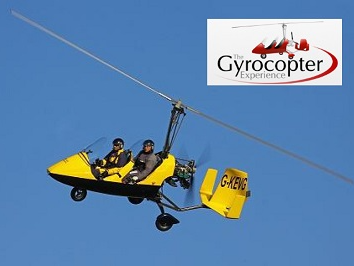 Gyrocopter Experience