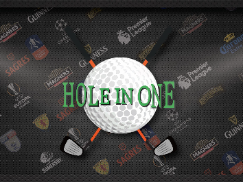 Hole In One 'the Golfers Bar!'