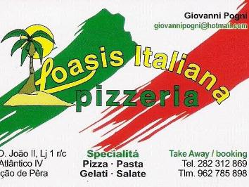 L'oasis Pizzeria