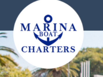 Marina boat charters