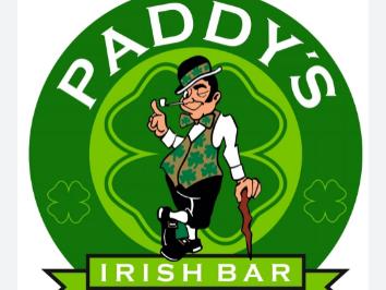 Paddy's Bar irlandês