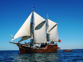Pirate Ship Santa Bernarda