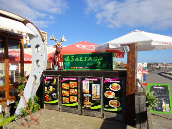 Salsada Do Zé Beach Bar / Restaurant
