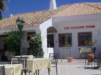 Sizzling Stone Restaurant