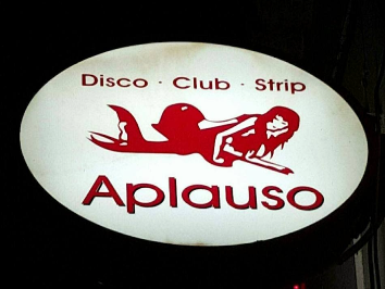 Strip Club Bar Aplauso